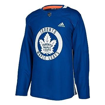 wholesale dealer 0be1d 9e779 Amazon.com : adidas Toronto Maple Leafs NHL Men's Climalite ...