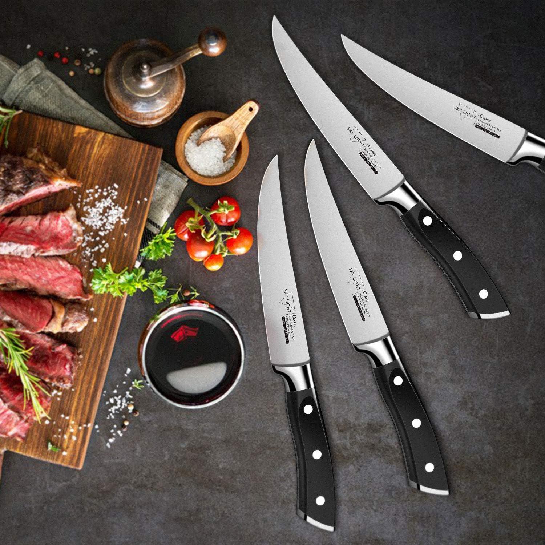 Non Serrated Steak knife