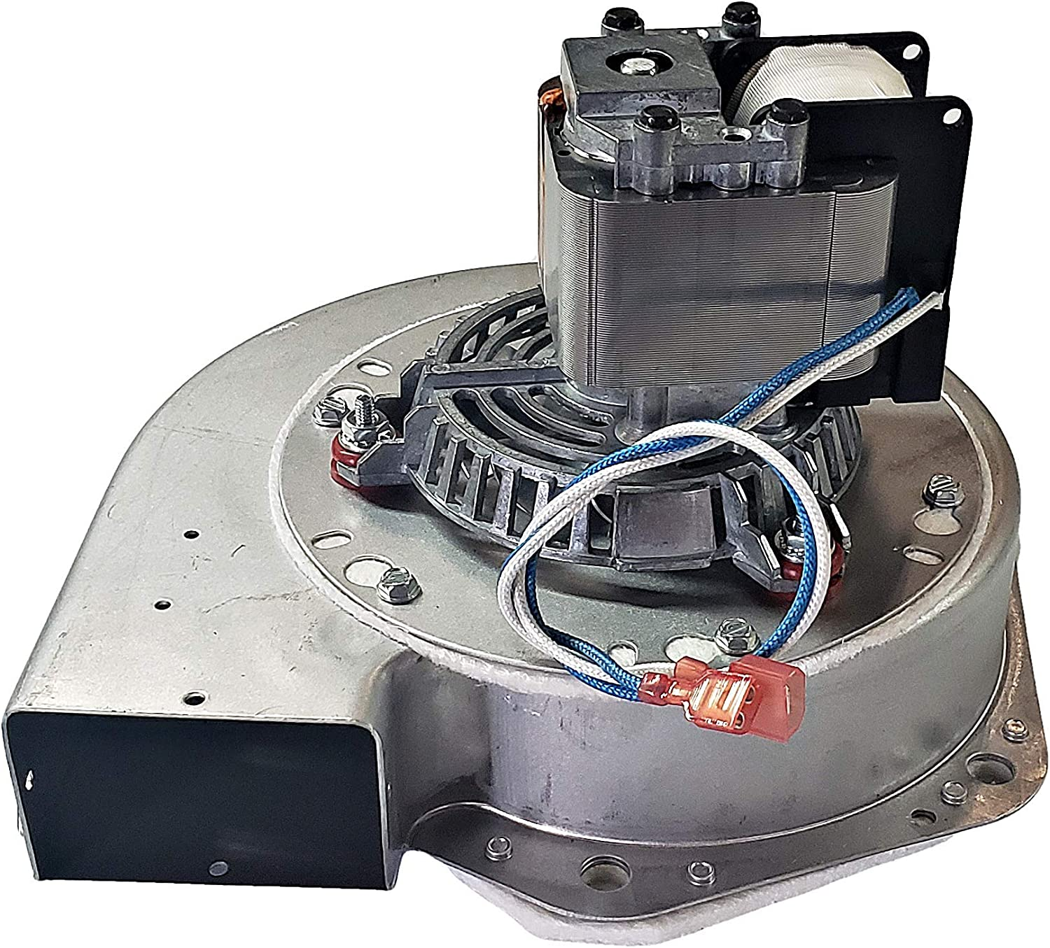 Pellethead Breckwell & Us Stove Combustion Blower Exhaust Motor With Housing A-E-027 PH-027