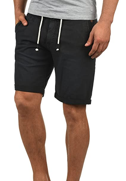 Blend Lias Pantalón Corto Shorts De Lino Bermuda Regular-Fit jXMY8Nk