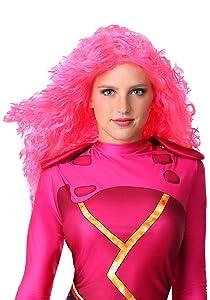 Fun Costumes Adult Lava Girl Wig Standard