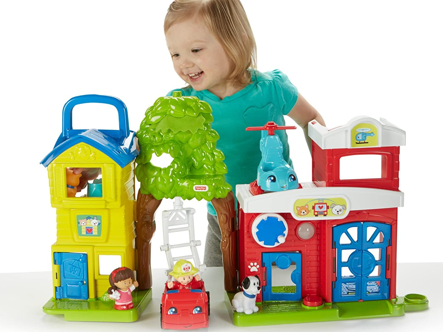Fisher-Price Little People Ani...