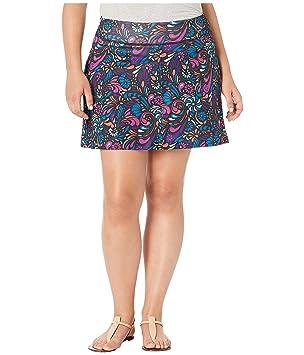 Skirt Sports Falda Deportiva para Mujer, Mujer, 1072, Bonita Print ...
