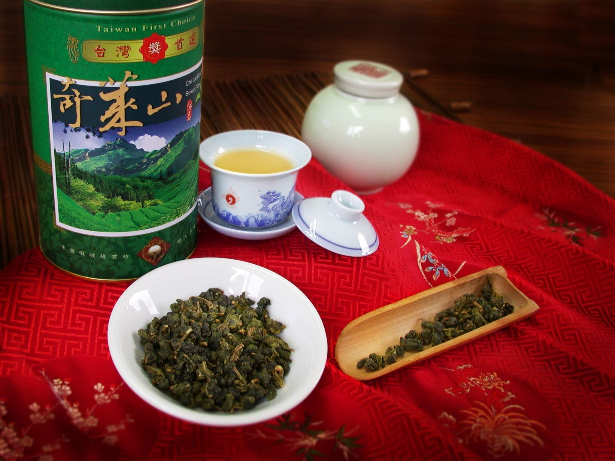 Qilai Mountain Alpine Tea