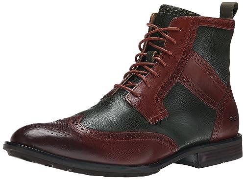 81551bd3b154c Amazon.com   Sebago Men s Dresden Wingtip Boot   Chukka