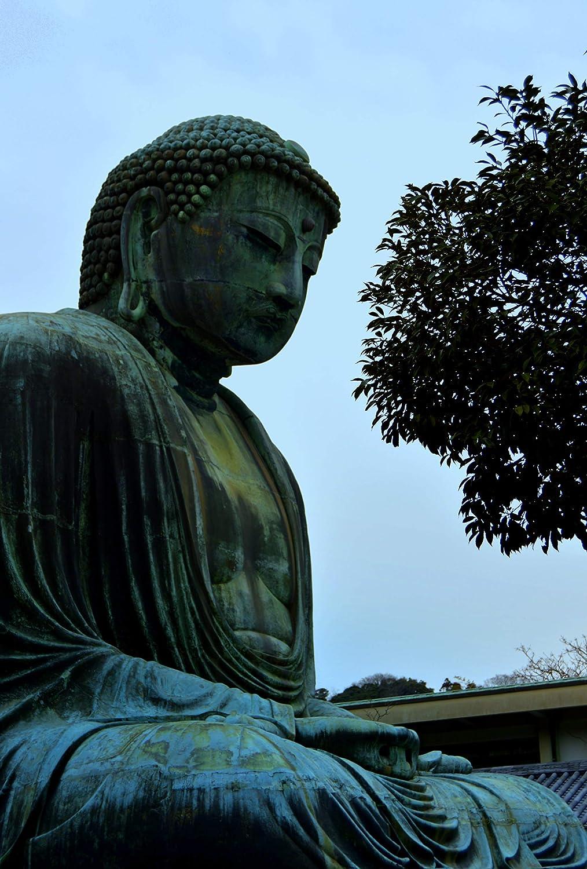 Amazon com: Giant Buddha #2 Fine Art Photo Print from Kōtoku