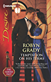Temptation on His Terms (The Hunter Pact)