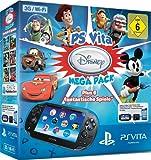 PlayStation Vita Wi-Fi/3G inkl. Mega Pack Disney