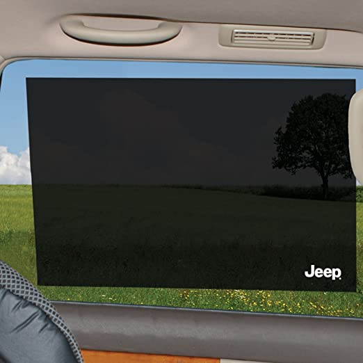 Jeep Cling Sunshade 2 Pack