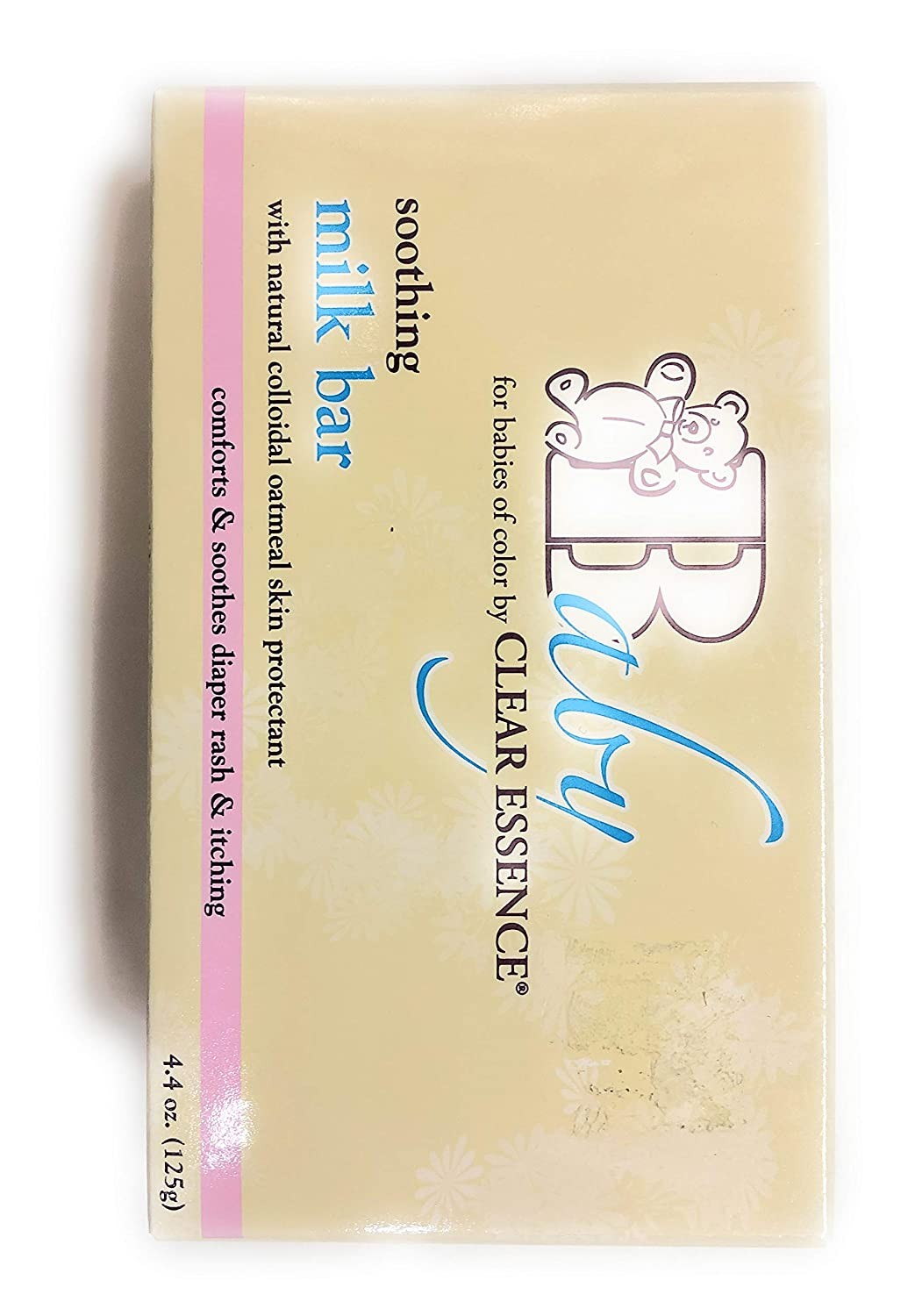 Baby Clear essence soothing milk bar Lee Beauty