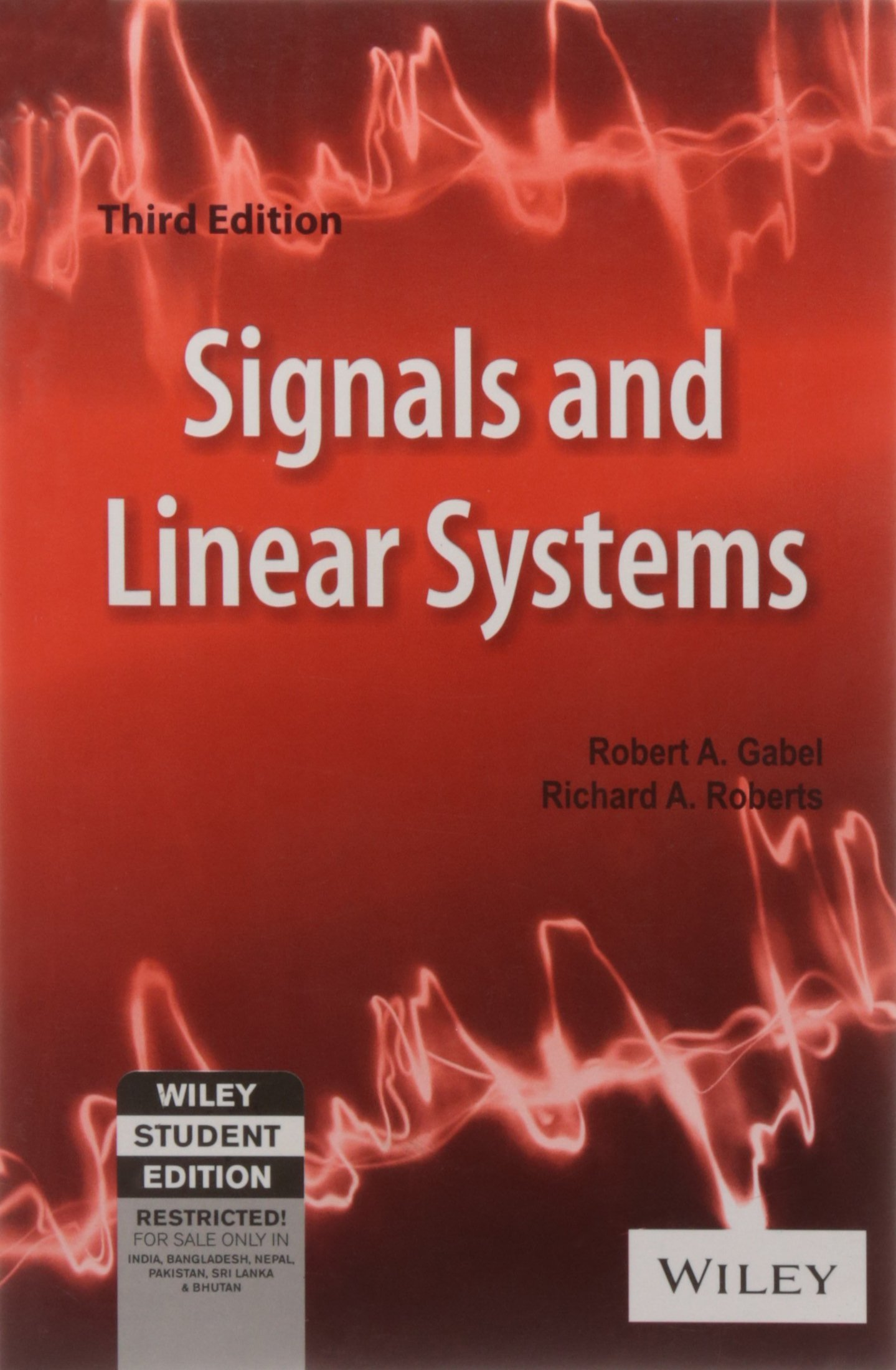 linear systems and signals 3rd edition pdf