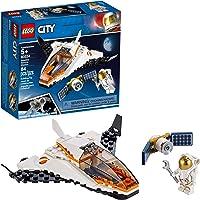 LEGO City Misión: Reparar el Satélite, Building Kit de 84 Elementos