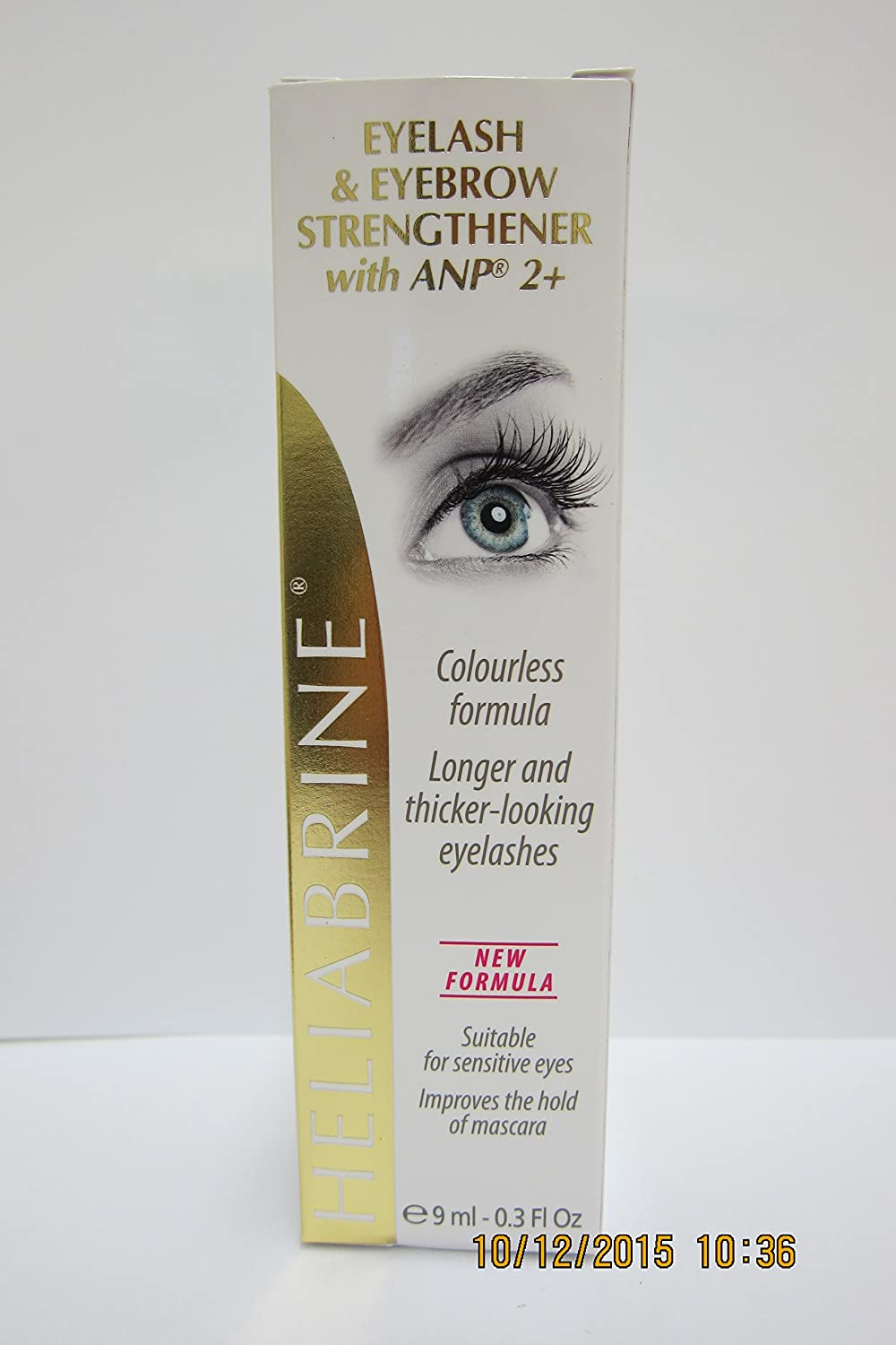 Amazon Heliabrine Eyelash Growth Serum That Strenghthens