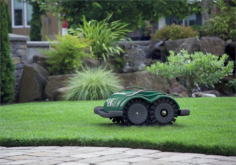 Ambrogio Robot L60 Basic cortacésped Robot Sin Instalación, Verde, 41 x 24 x 20 cm: Amazon.es: Jardín