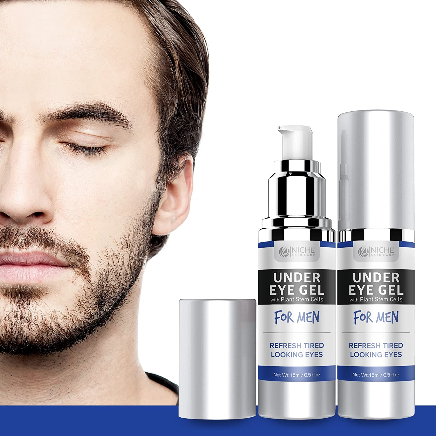 how to get rid of raccoon eyes men