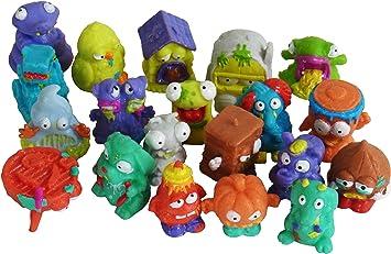 Trash Pack Serie 3 - 20 figuras (diferentes personajes solo, la selección aleatoria): Amazon.es: Juguetes y juegos