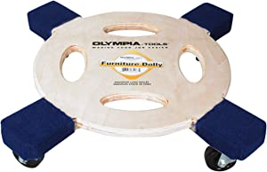 Olympia Tools 85-187 800Lb Capacity Furniture Dolly
