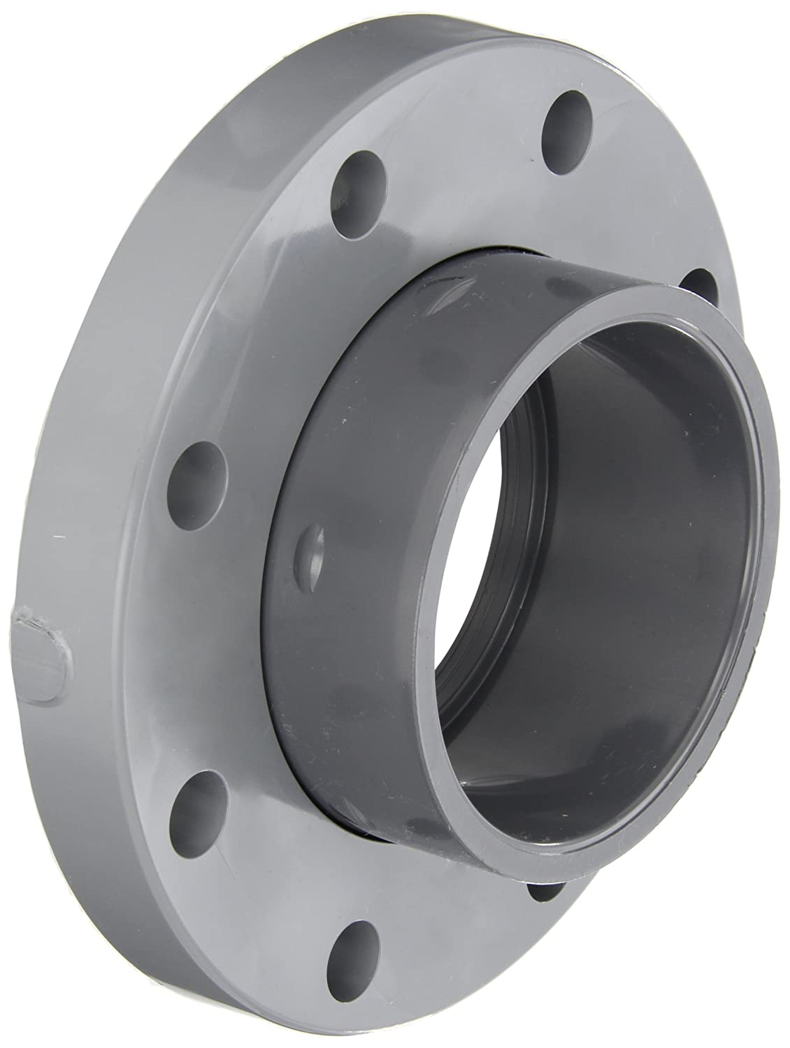 Gf piping systems pvc pipe fitting van stone flange