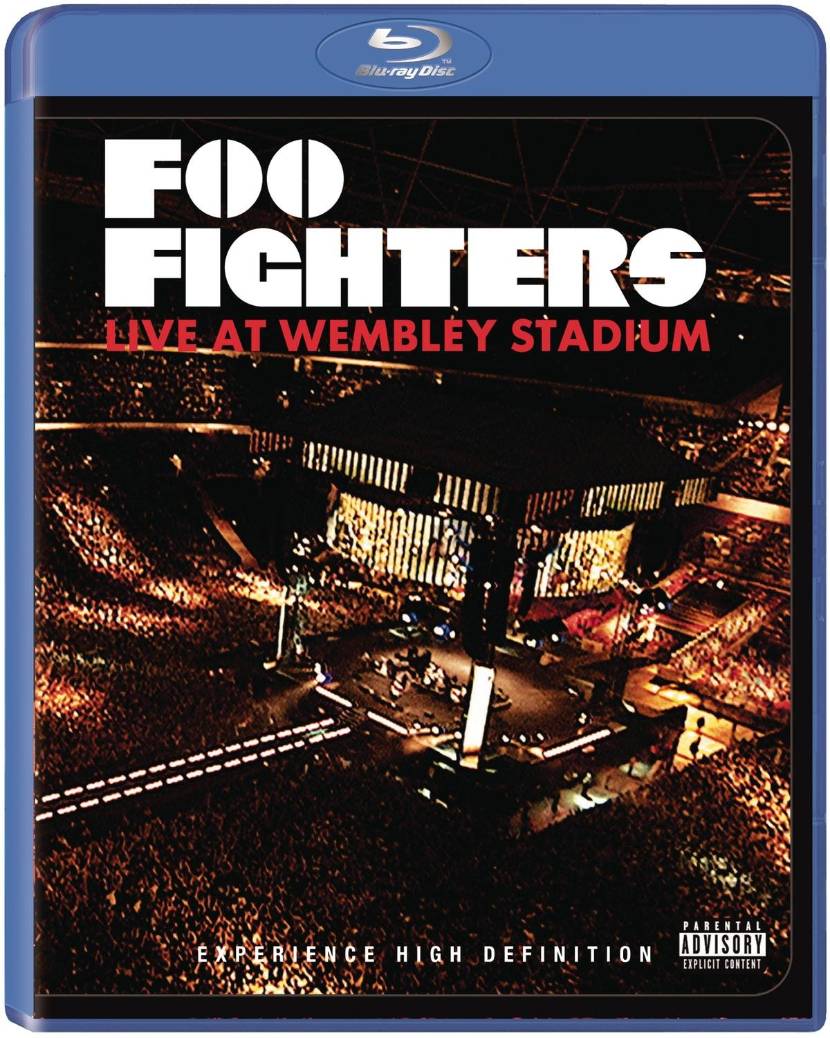 Live At Wembley Stadium [Blu-ray] by Rca