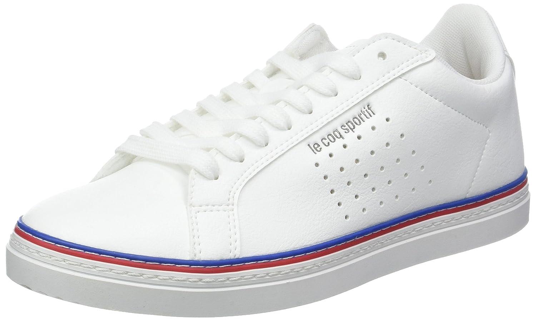 TALLA 38 EU. Le Coq Sportif Courtace Sport Optical White, Zapatillas para Mujer