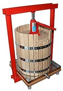 Hydraulic Fruit Press GP-26 - Apple Press, Wine, Press, Cider Press, Grape Press …