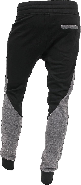 Hat and Beyond Mens Casual Fleece Jogger Shorts Active Elastic Urban Biker Pants WV4000