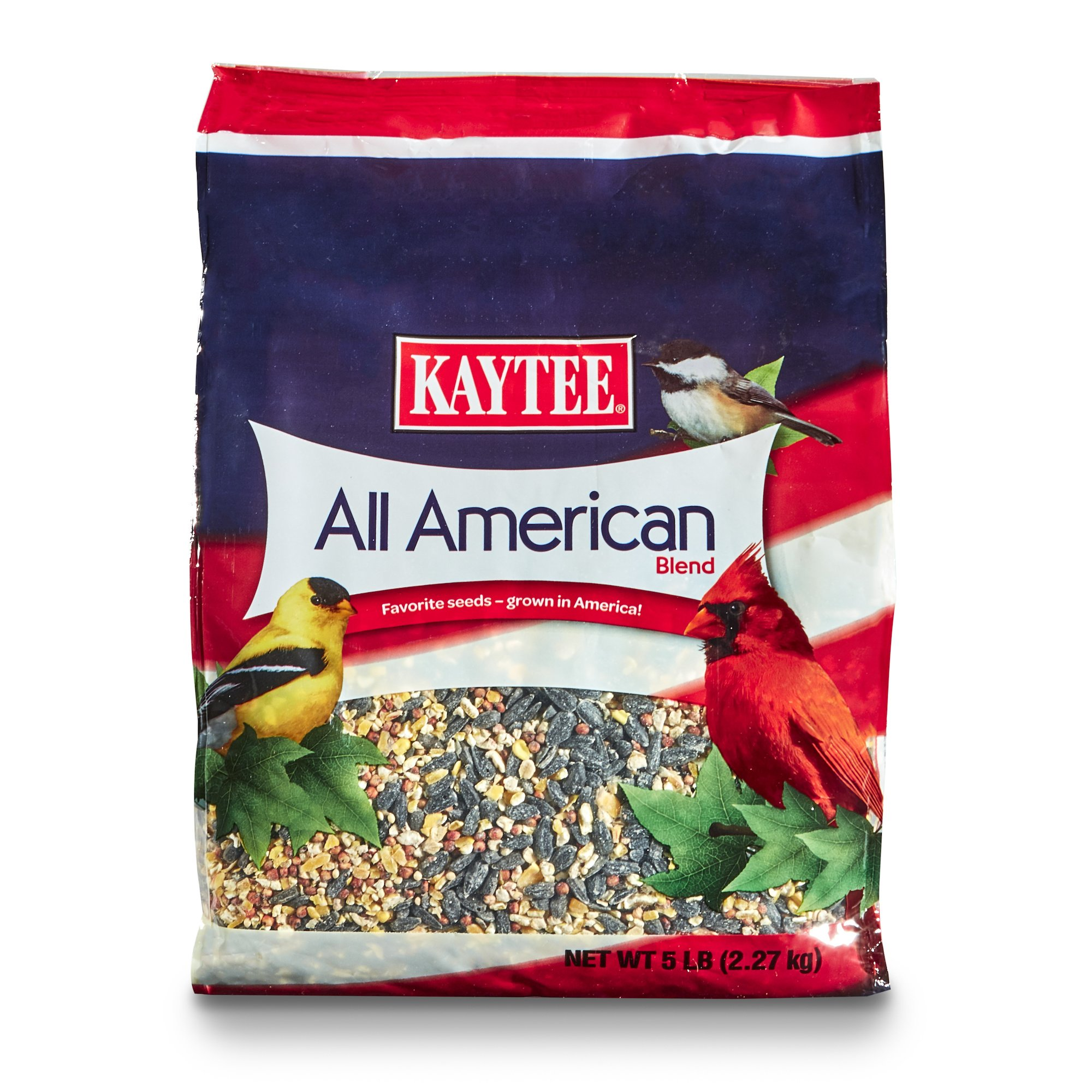 KAYTEE PRODUCTS 100521176 5 lb Amer Bird Food by Kaytee