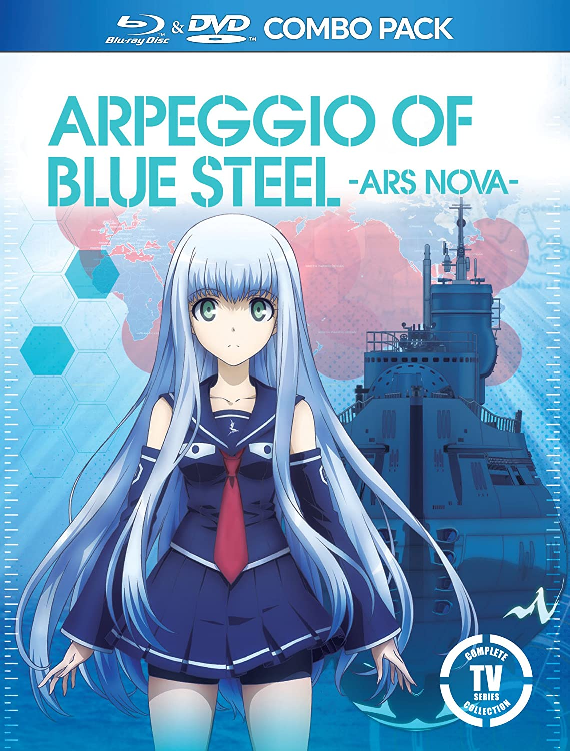 Arpeggio of Blue Steel Blu-ray/DVD (Sub Only)