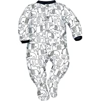 Sibinulo Niño Niña Pijama Bebé Pelele de ABS -Tamaños 80-92