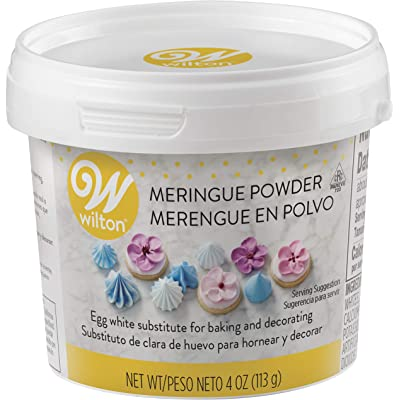 Wilton 702-6020 Meringue Powder by Wilton Enterprises