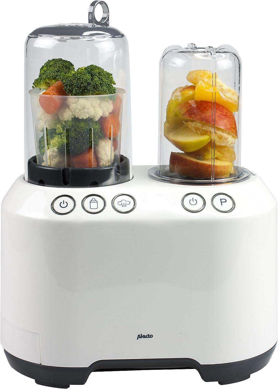 Alecto BS-77 - Robot de cocina, 1000 W, color blanco: Amazon.es: Hogar