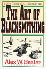 The Art of Blacksmithing Hardcover
