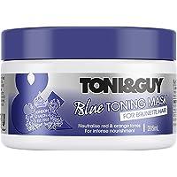 Toni & Guy Blue Toning Mask for Brunette Hair, 285ml