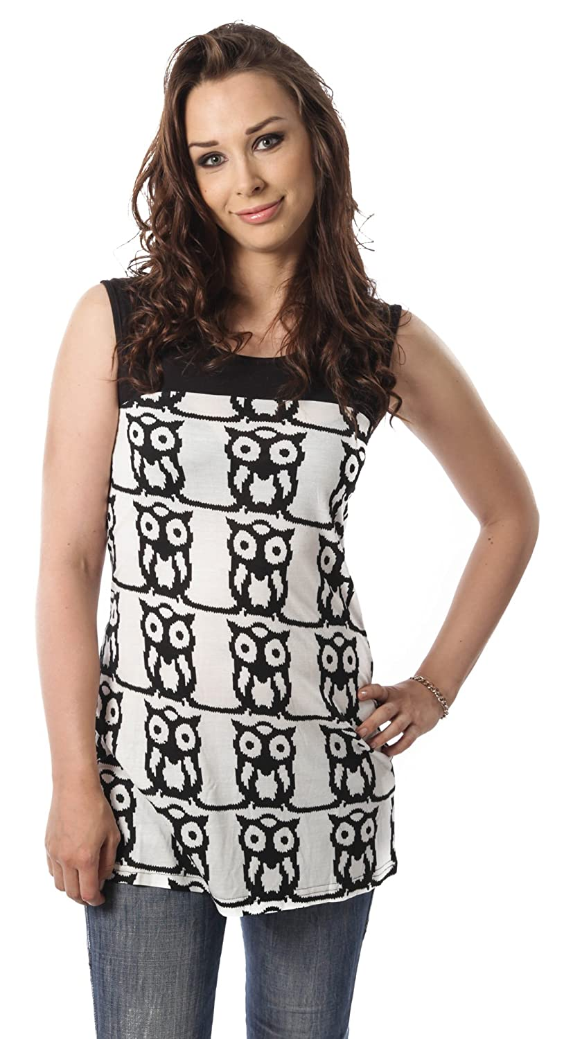 Innocent Jody Digital Owl Dress
