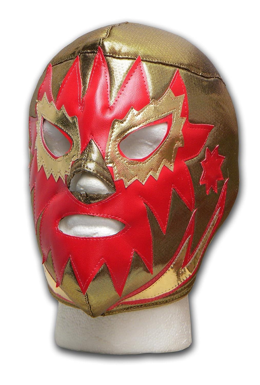 Luichadora Solar Or Masque catch mexicain adulte Lucha Libre Luchadora 000882