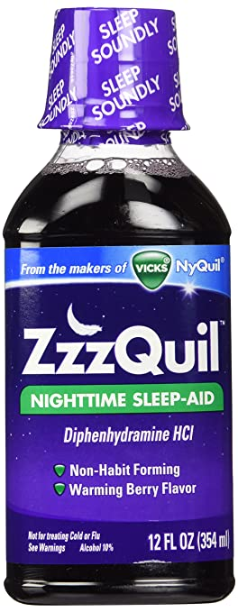 what happens when you mix zzzquil and alcohol