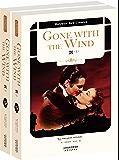 飘:GONE WITH THE WIND(英文原版)(套装上下册) (Holybird New Classics) (English Edition)