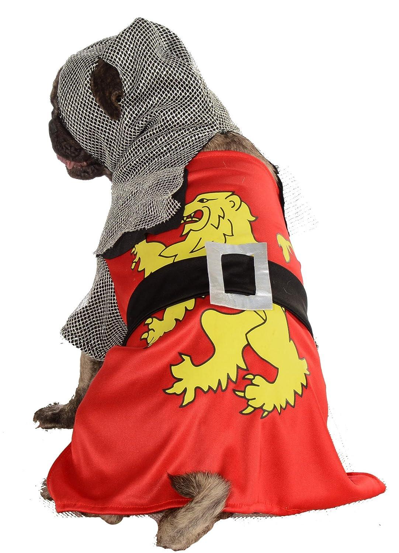 Amazon.com : Rubie's Pet Costume, Small, Knight Sir Barks-A-Lot ...