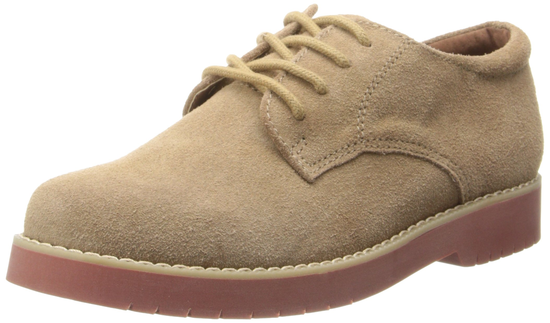 Academie Gear James School Shoe (Toddler/Little Kid/Big Kid),Dirty Buck,3 M US Little Kid