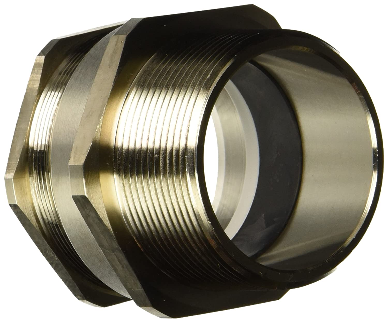 Connectors & Adapters Appleton 63SA2F2005 Hazardous Location Cable Gland, Unarmored, Straight, 2' NPT, Size 63S