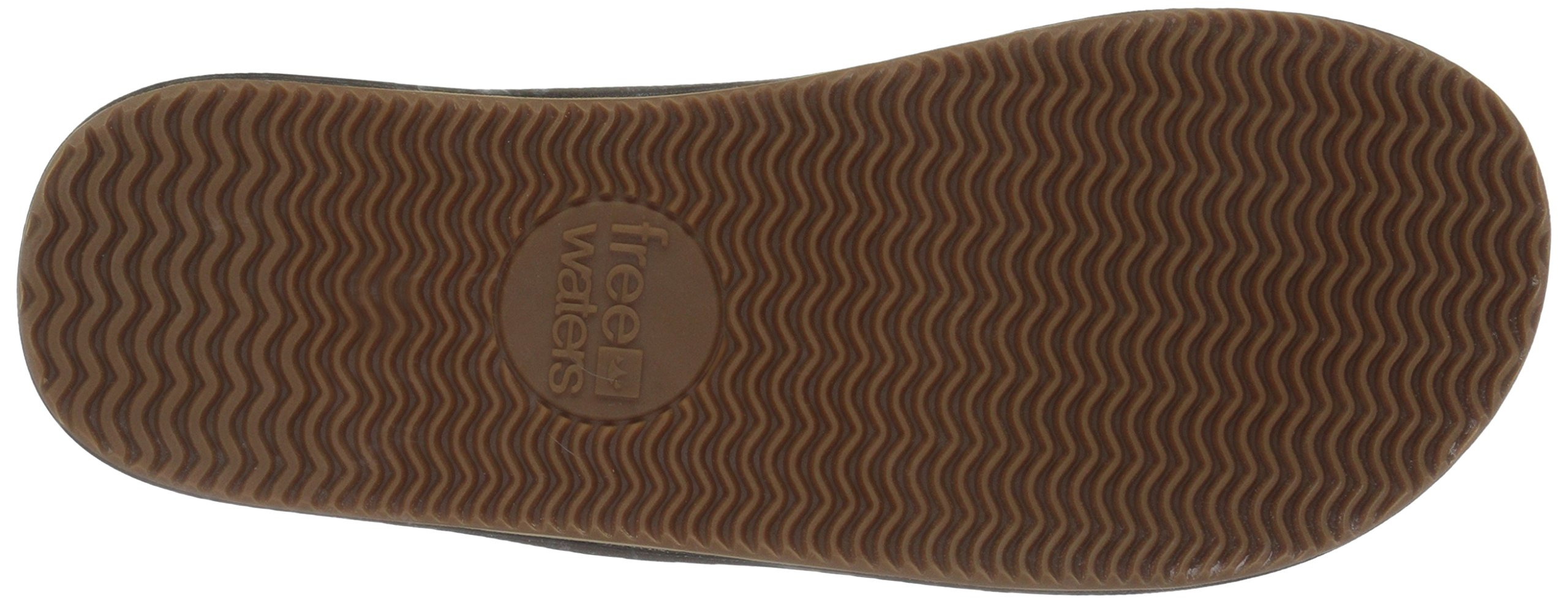 Freewaters Men's Basecamp Therm-a-Rest Flip Flop Sandal, Brown, 10 M US by Freewaters (Image #3)