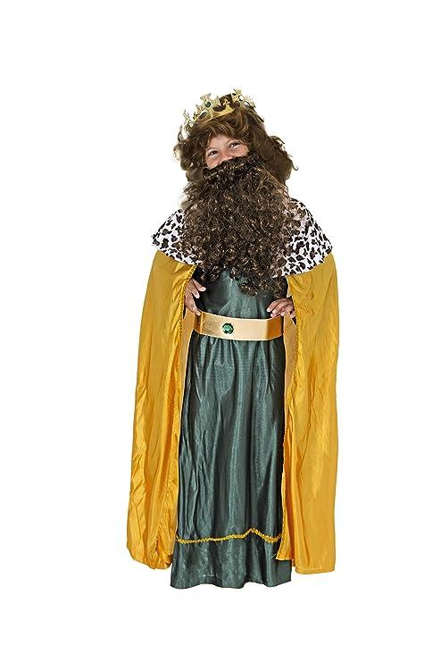 Costumizate! Disfraz de Rey Mago castaño para niño Talla 3-4 ...