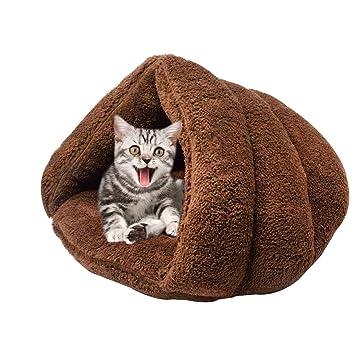 Amazon.com: Cat Pet cama interior custion Mat para cachorro ...