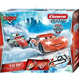Carrera GO!!! - Disney Pixar Cars Ice Drift (Ice Rayo + Ice Francesco) escala 1:43 (20062359)