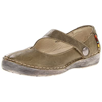 Spring Step Women's Debutante Mary Jane Flat | Shoes