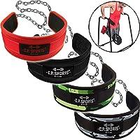 Dip–Cinturón estándar G5-1, cinturón para peso adicional en