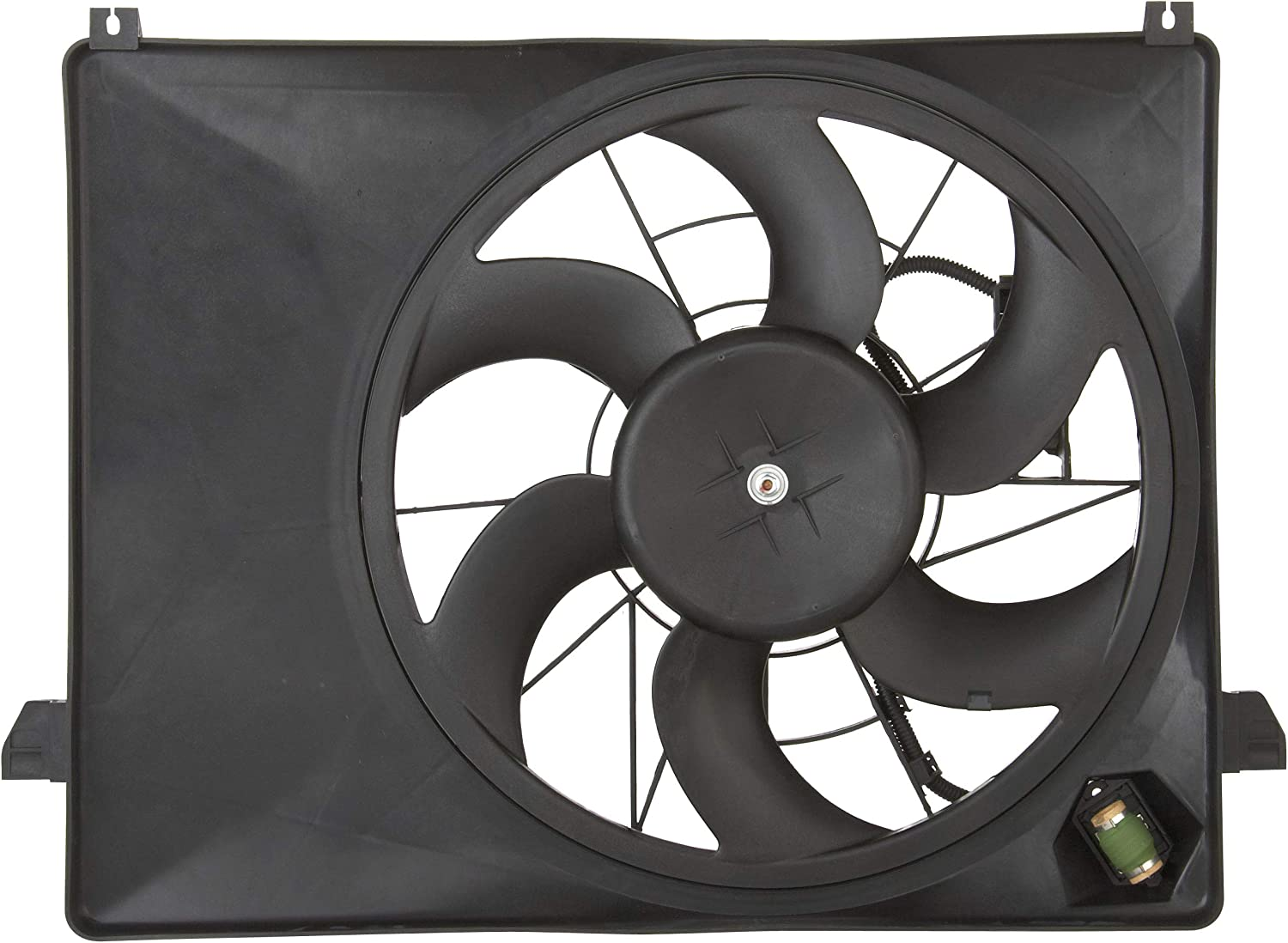 Spectra Premium CF16034 Engine Cooling Fan Assembly