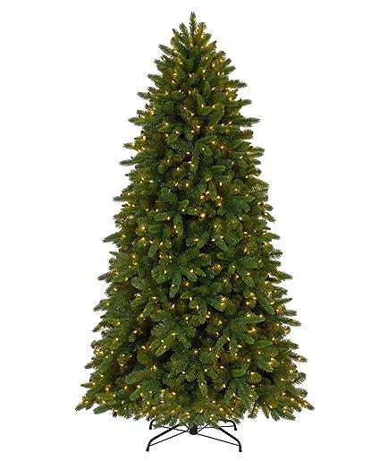 best sneakers 3ab6d f416e Tree Classics Classic Fraser Fir Artificial Christmas Tree, 6.5 Feet  Prelit, Clear Lights