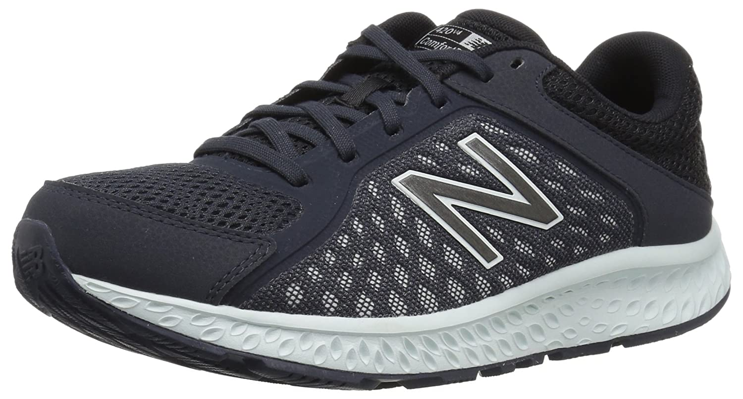 New Balance Women's 420v4 Cushioning Running Shoe B075R7CFR5 6.5 B(M) US|Outer Space
