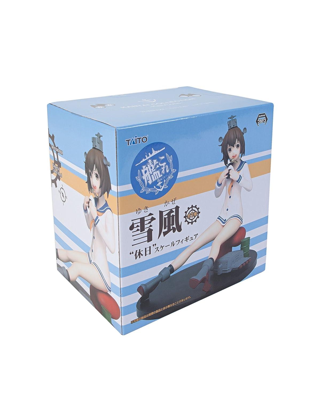 Yukikaze Figure SG/_B01I20TNAC/_US Kancolle Taito 5.1 Kantai Collection